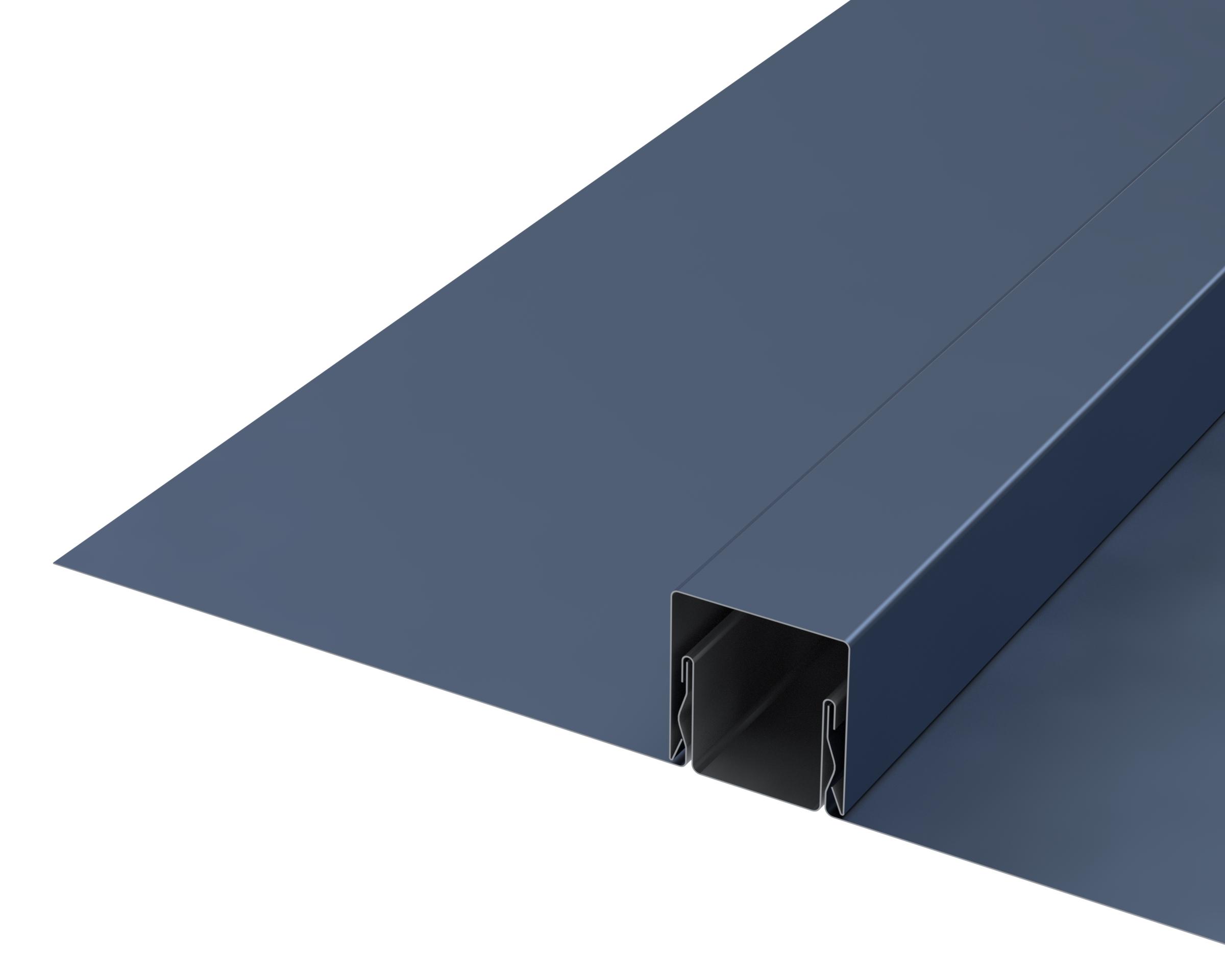 Batten Seam Bs15 Non Structural Standing Seam Panel