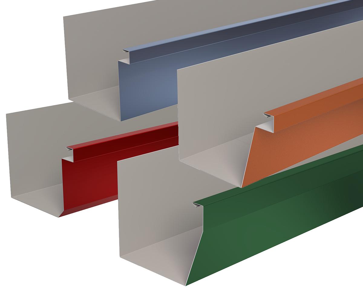 Box Gutter Dimensional Metals Inc
