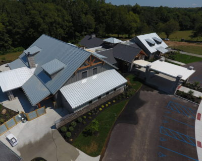 Standing Seam Metal Roof Videos Architectural Sheet