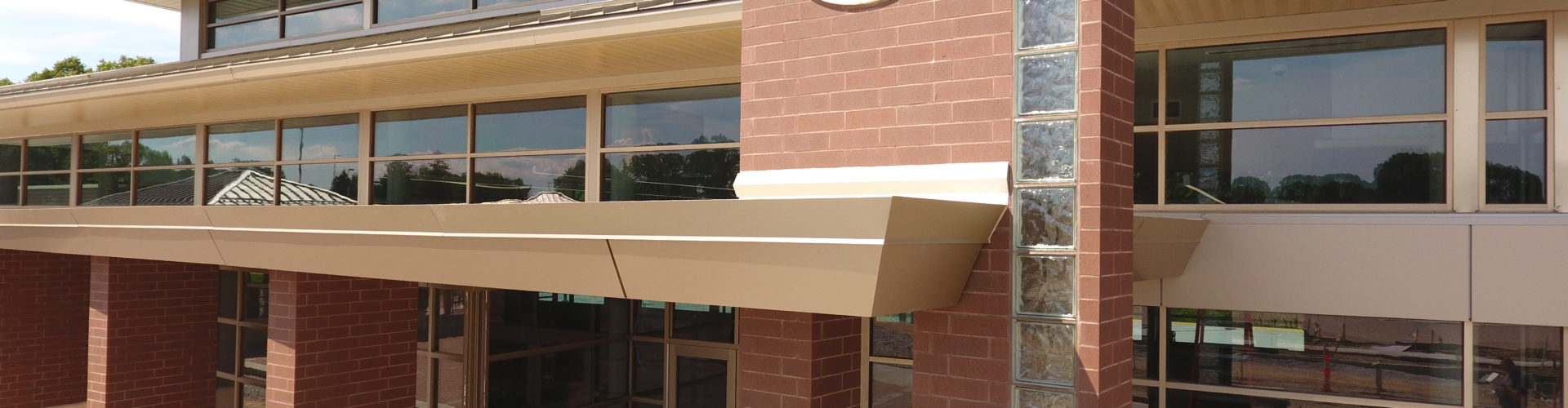 Metal Roof Edge Systems Fascia Amp Coping Products Dmi