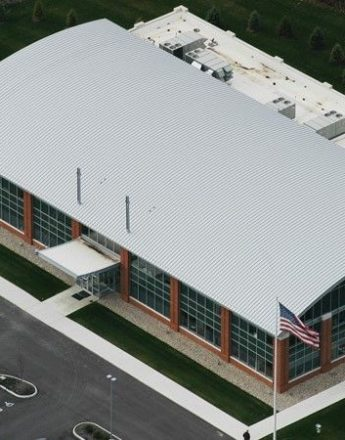 Metal Roofs For Commercial Buildings Restaurants