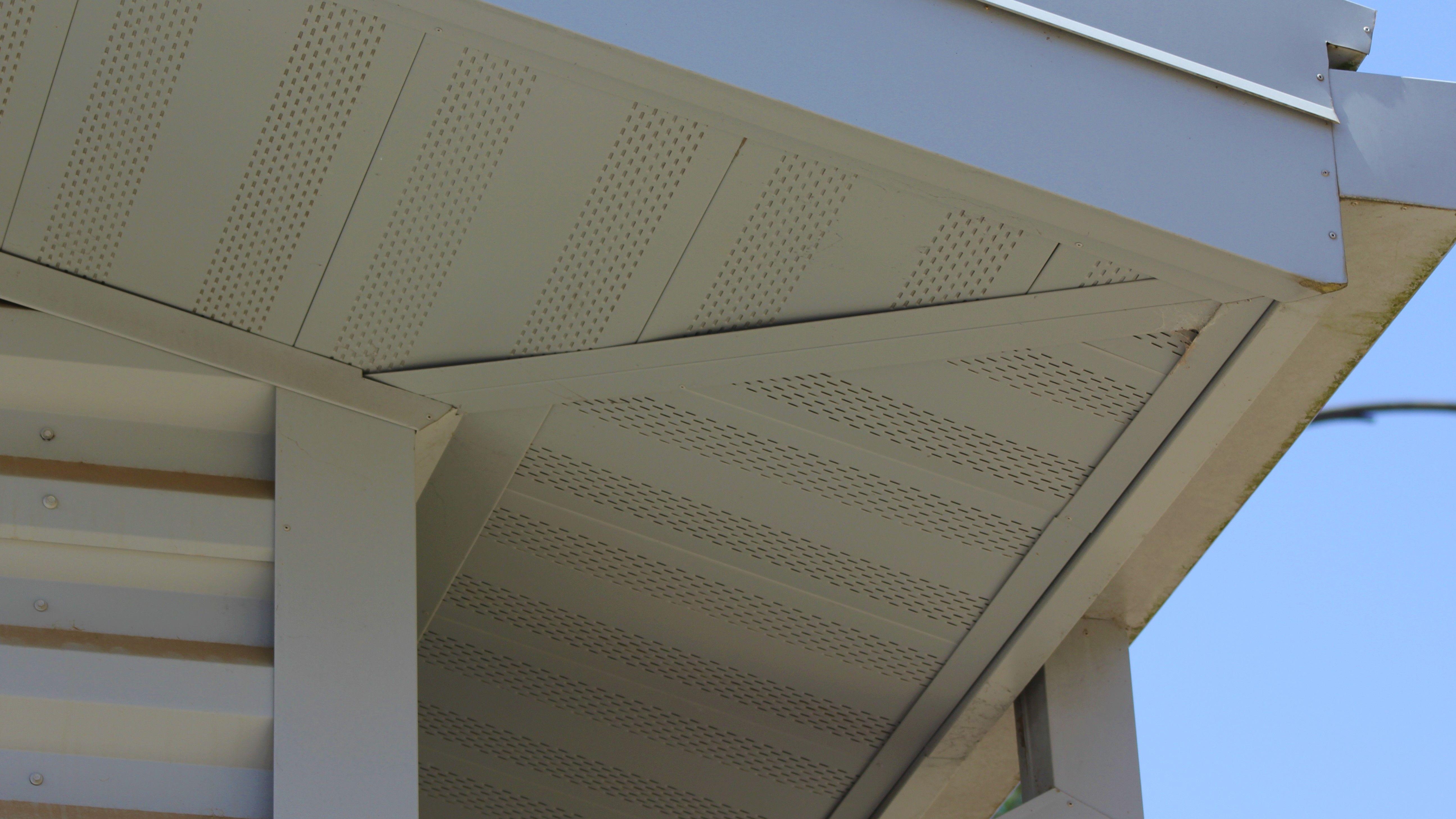 Flush Panel Soffit Fp10 Metal Soffit Concealed Fastener