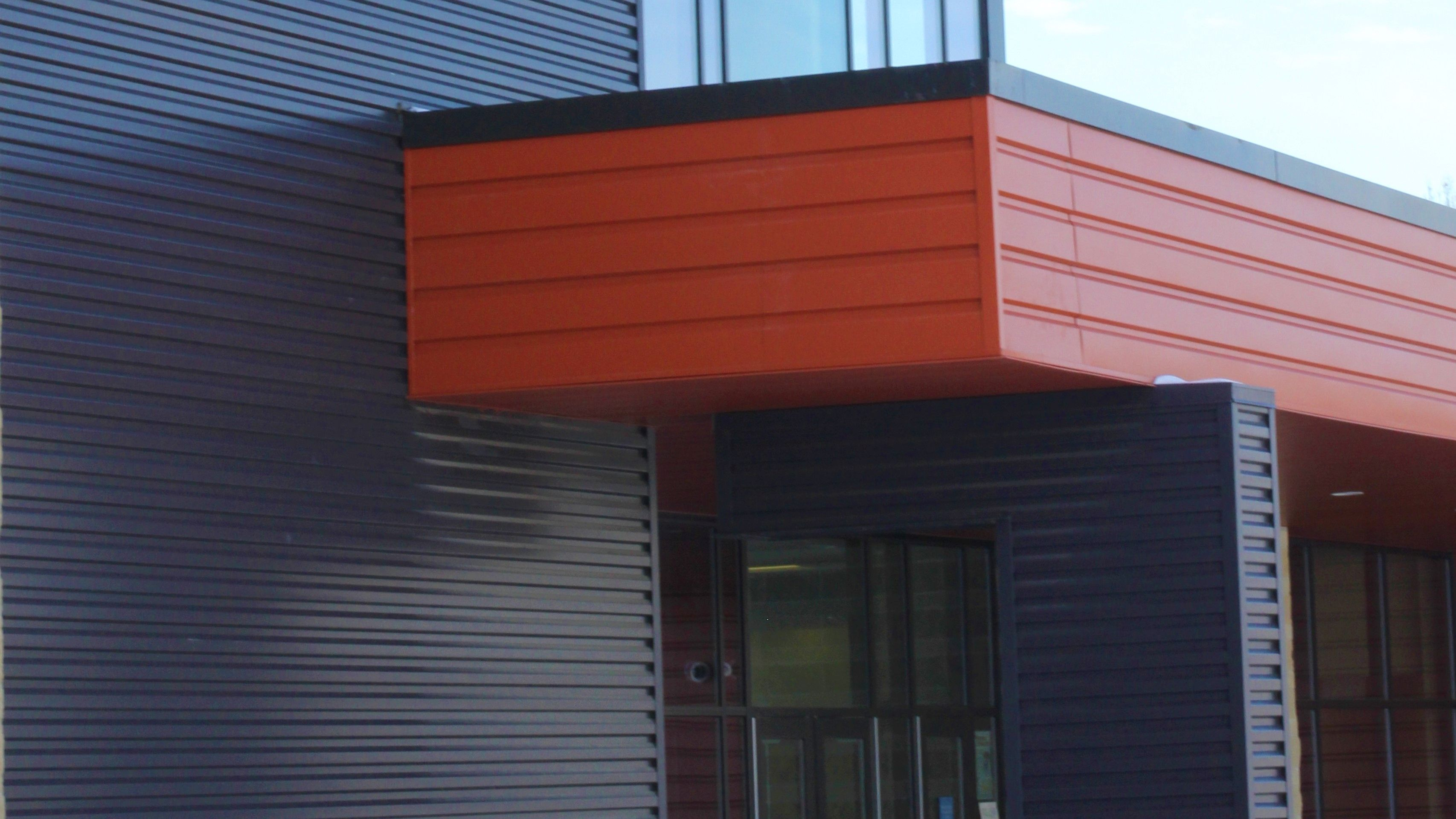 Horizontal Wall Panel Hwpc16 Metal Concealed Fastener