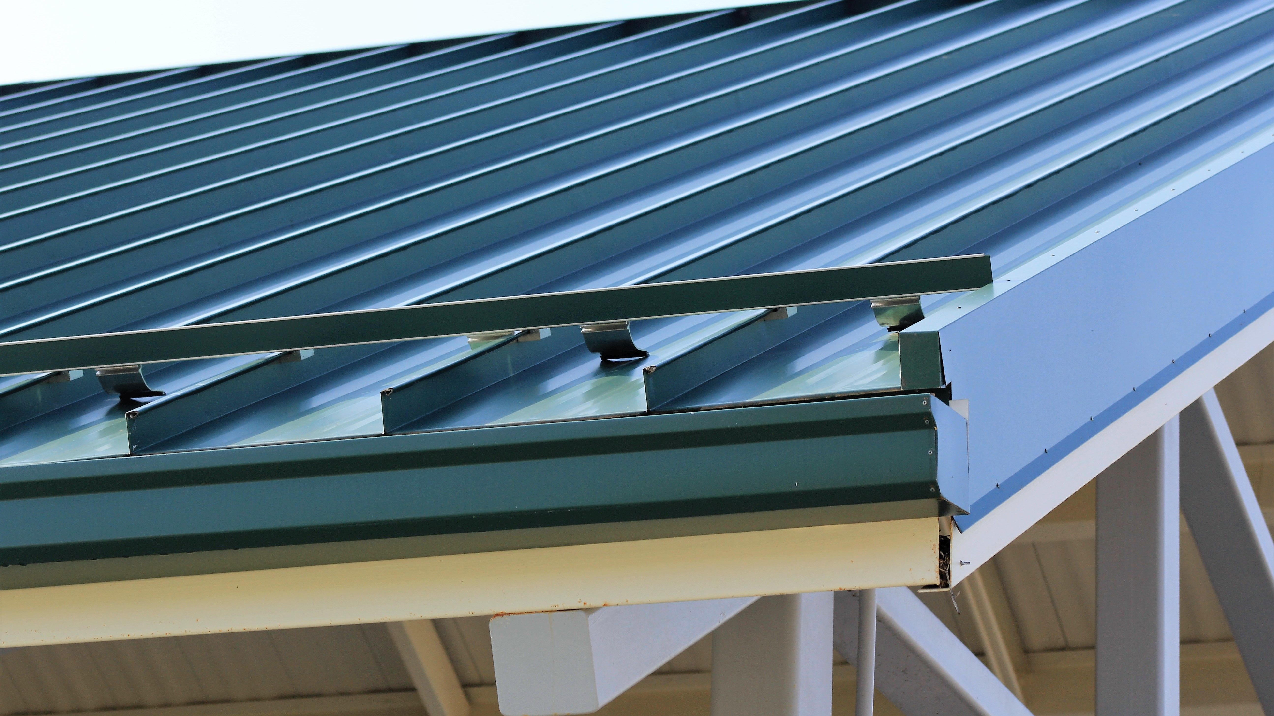 S5 Colorgard Snow Retention System For Standing Seam