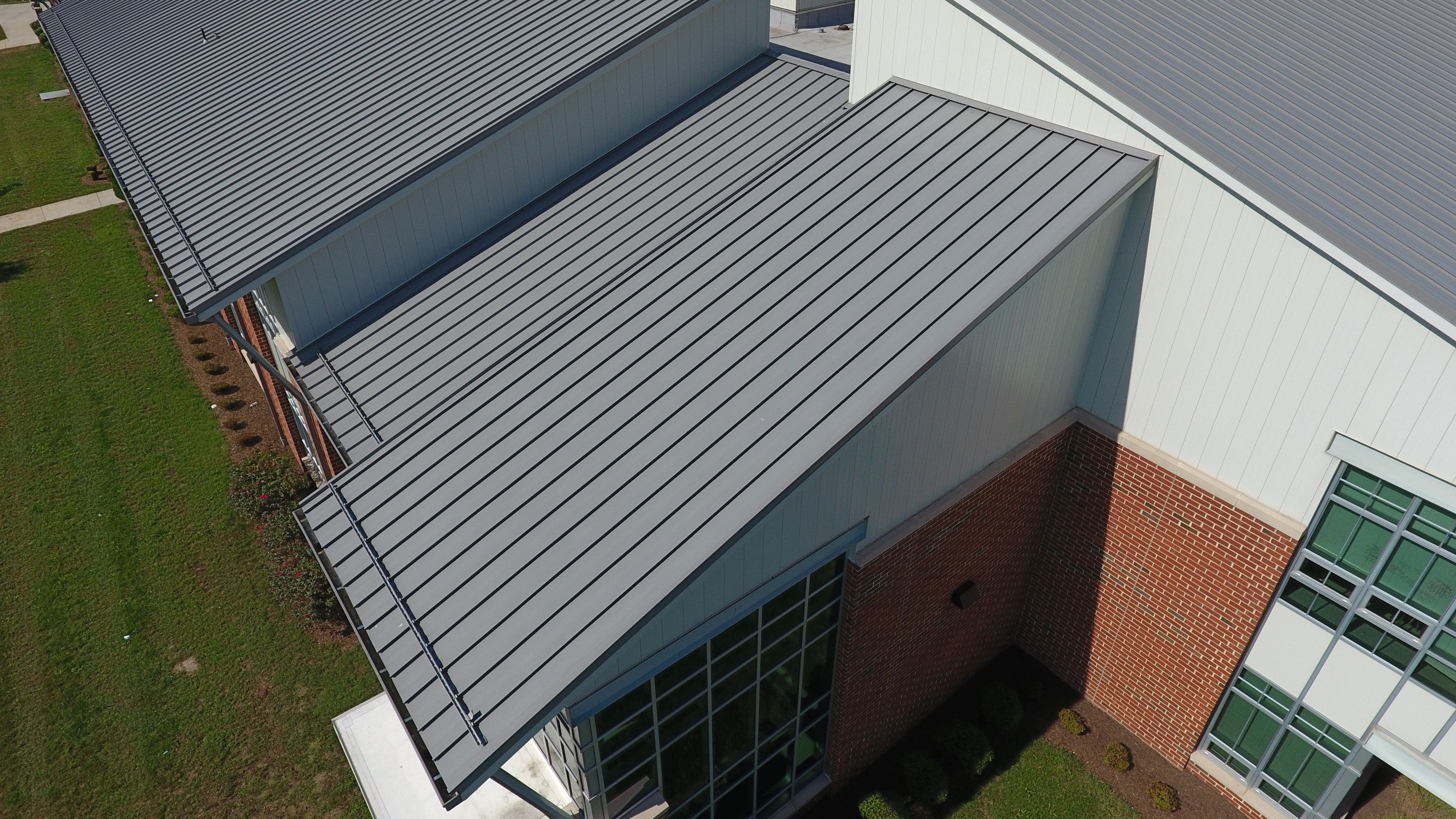 Span Lock Sl20 Structural Standing Seam Roof Panel