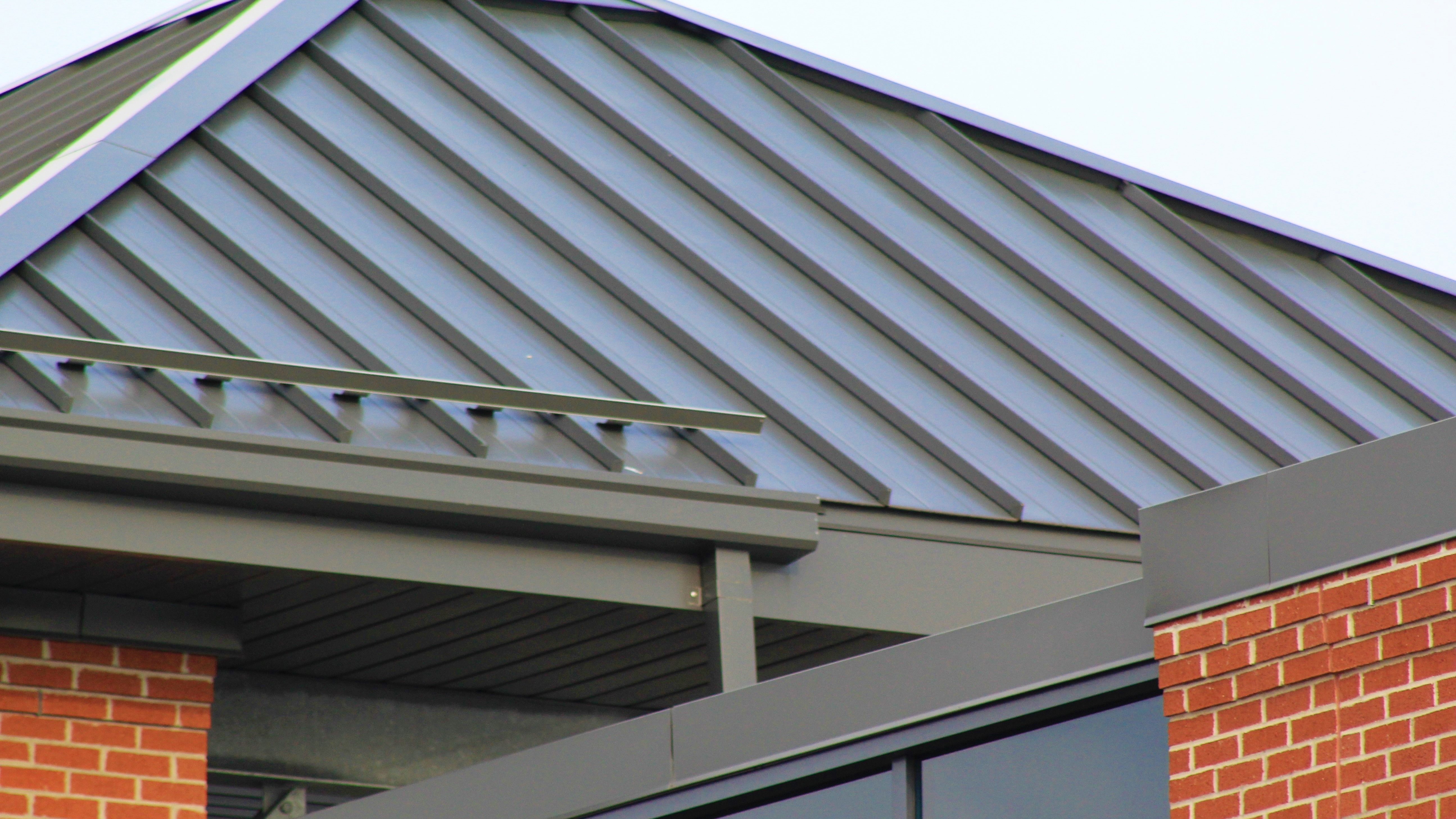 Inter Lock Il20 Structural Standing Seam Roof Panel