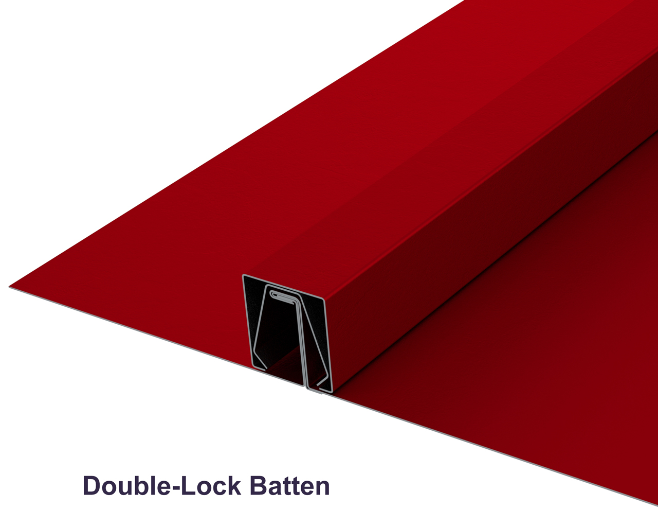 Double Lock Dl15 Structural Standing Seam Roof Panel