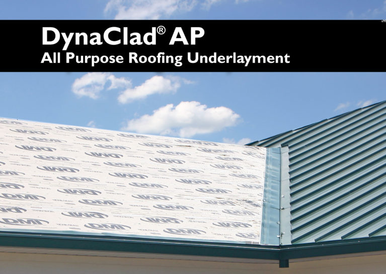 Dynaclad 174 Ap All Purpose Roofing Underlayment Dimensional