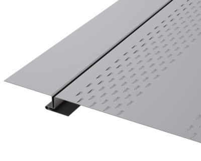 FP10 SOFFIT PERFORATED