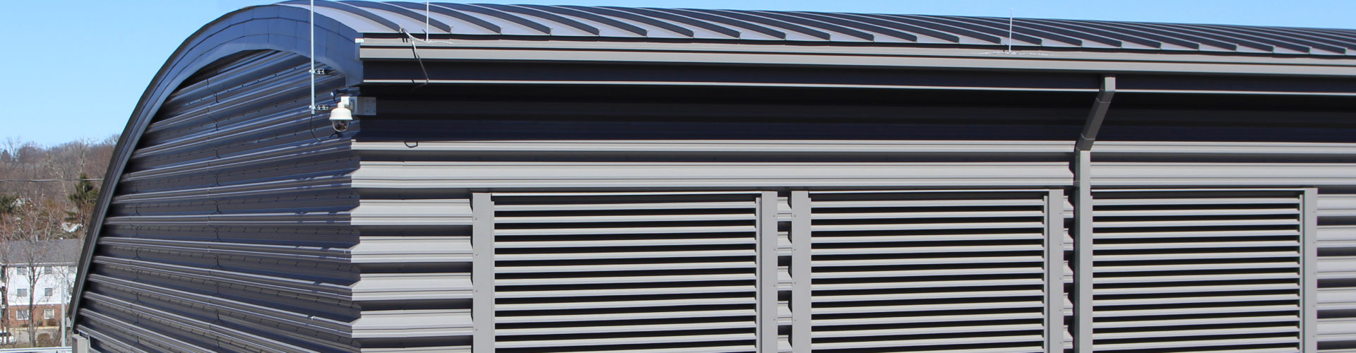 Curved Tee Lock Cr Tl25 Standing Seam Roof Panel
