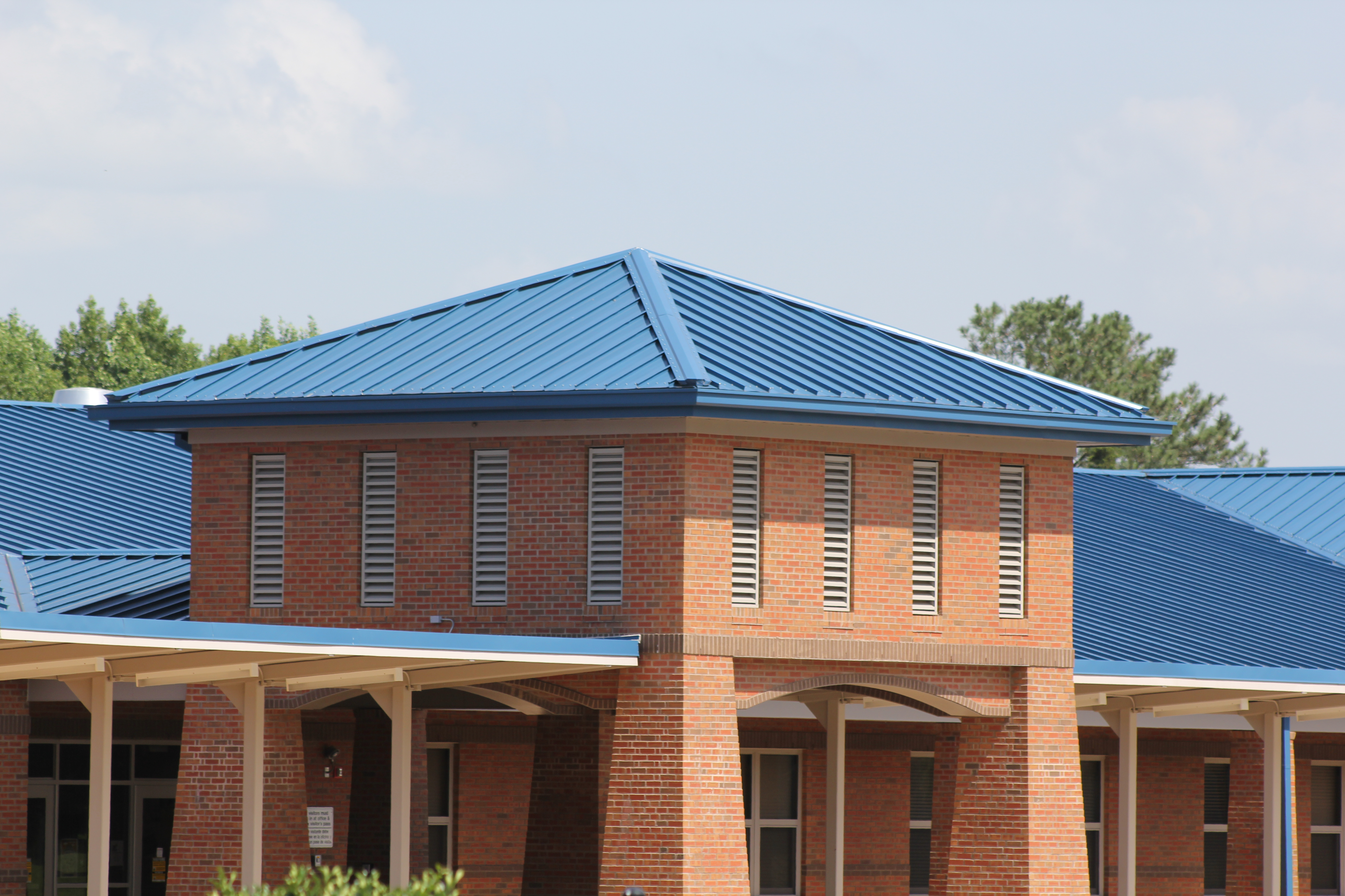 Double Lock Dl25 Structural Standing Seam Roof Panel