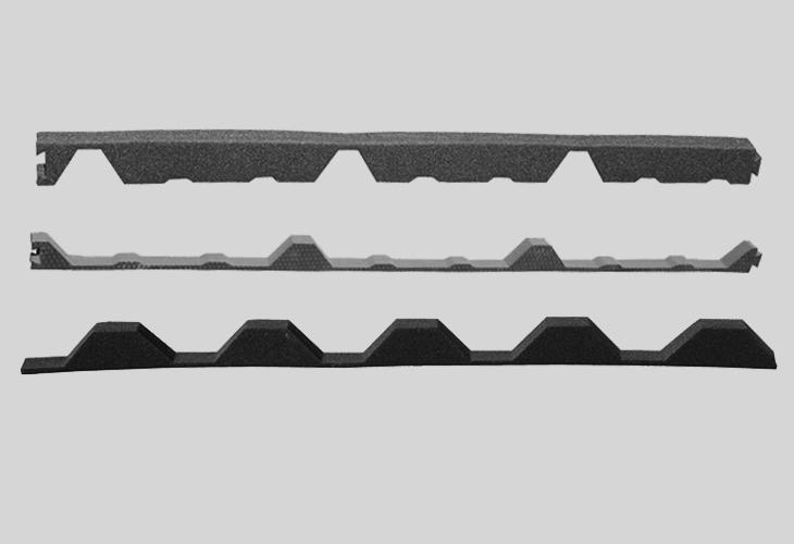 Foam Closures Dimensional Metals Inc Dimensional